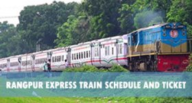 Rangpur Express Train