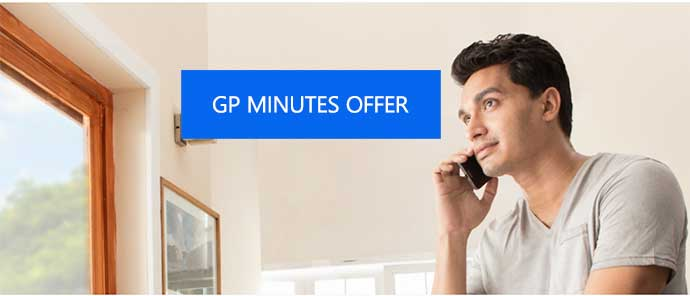 GP Minute Offers