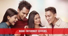 Robi Internet offers
