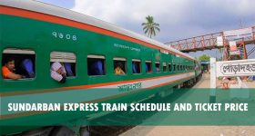 Sundarban Express Train