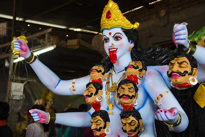 Kali Puja Picture