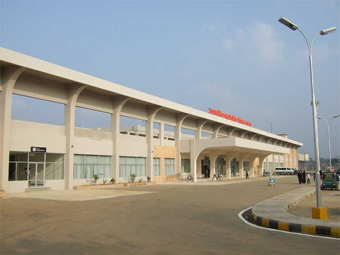Osmani International Airport Sylhet