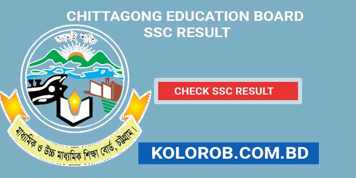 Chittagong Board SSC Result
