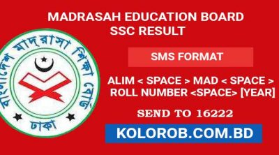 Madrasah Education Alim Results