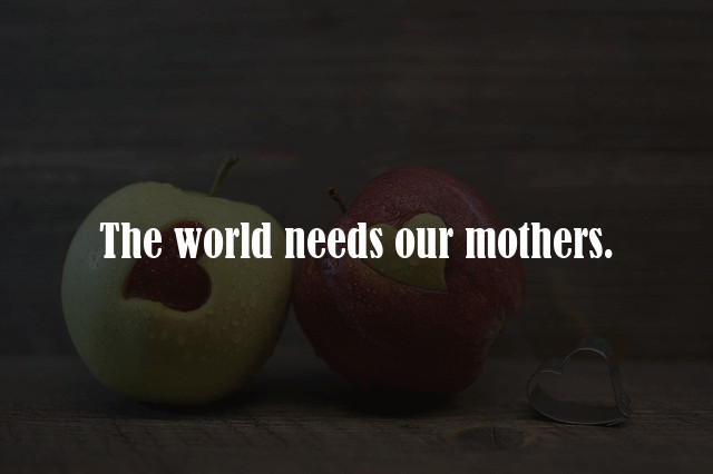 Happy Mothers Day Quote Image