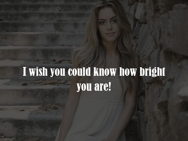 You Are Beautiful Free Quote Picture