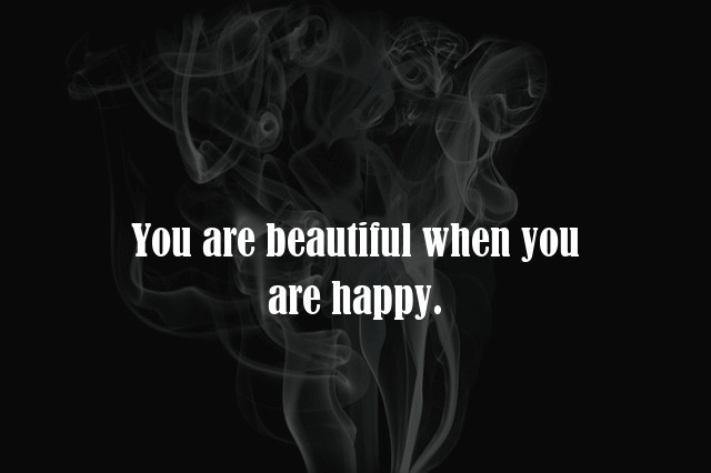 You are beauty Quote Picture
