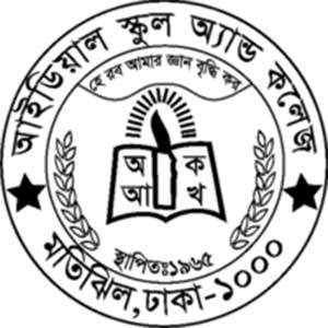 Ideal School College logo